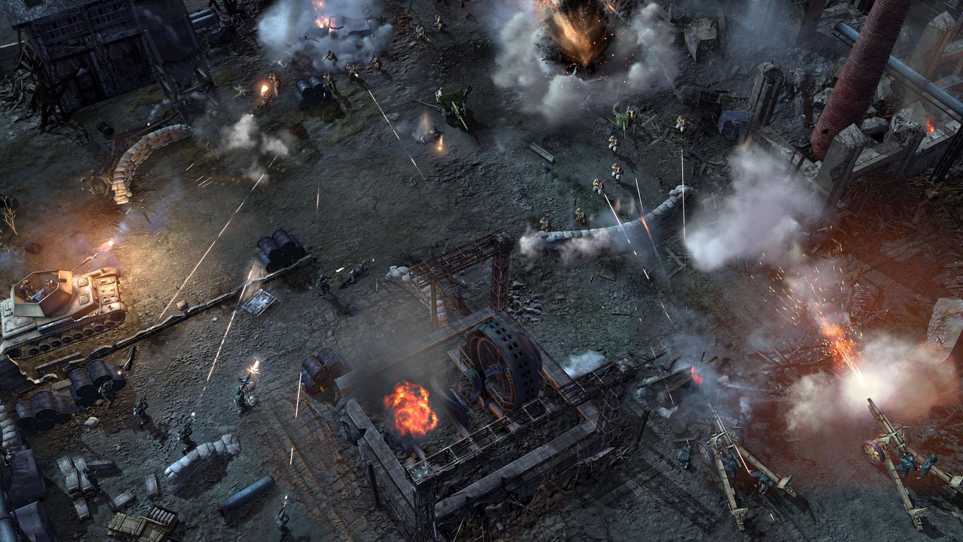Company Of Heroes 2 Appid 231430 Steamdb