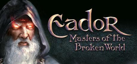 Eador. Masters of the Broken World Cover Image