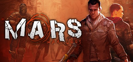Mars: War Logs Cover Image