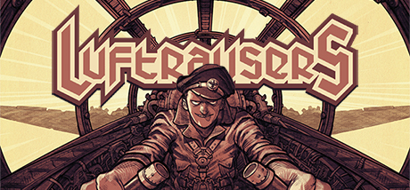 LUFTRAUSERS Cover Image
