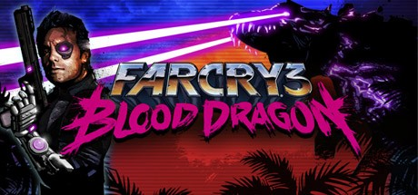 Far Cry 3 - Blood Dragon Cover Image