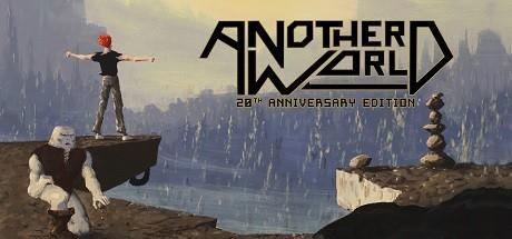 Another World  - PS4 : Edition spéciale 20ème anniversaire |