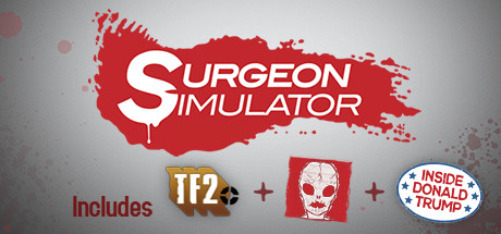 Surgeon Simulator Cover Image