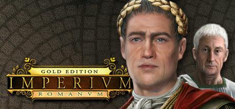 Imperium Romanum Gold Edition Cover Image