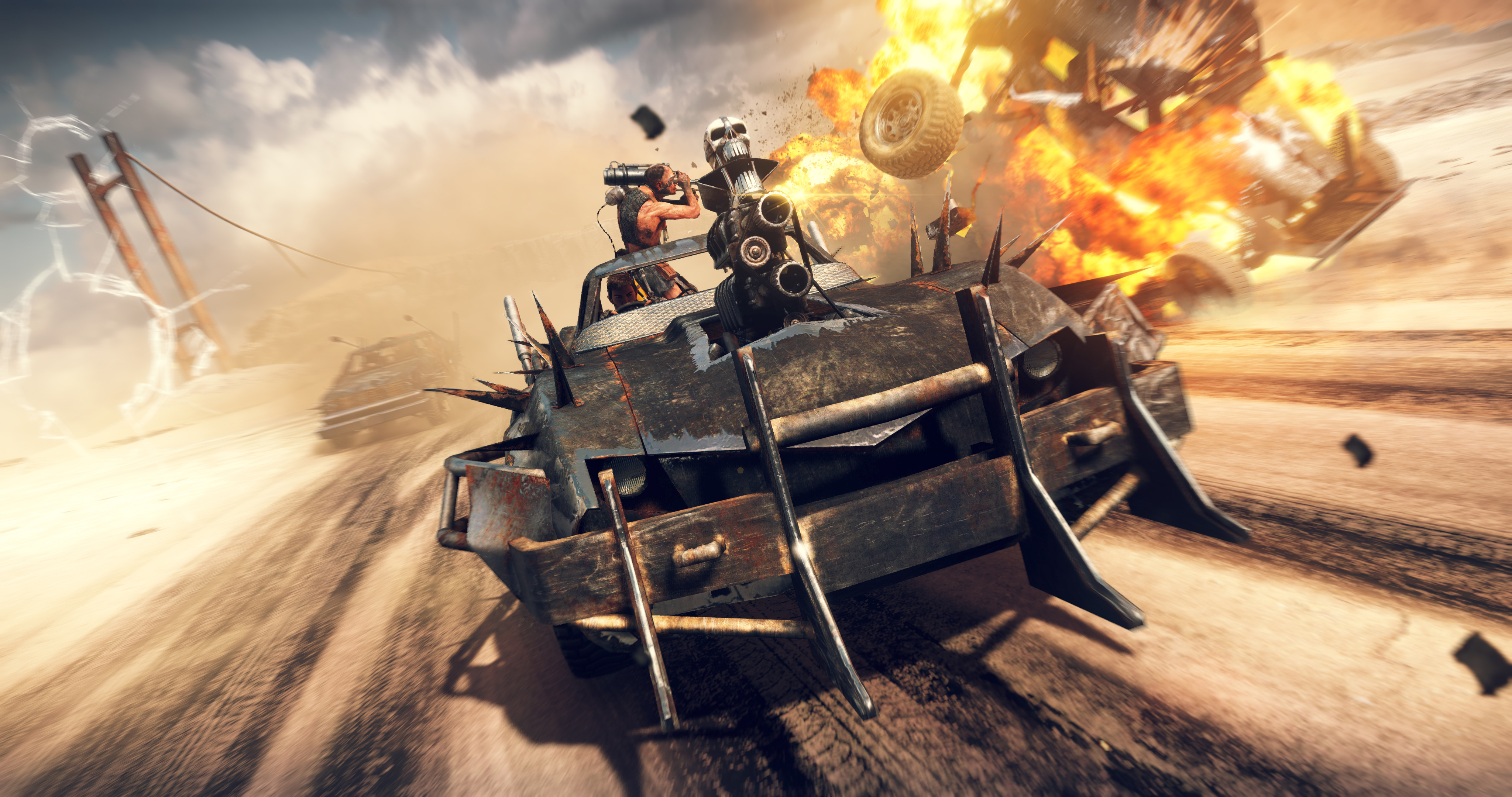 Mad Max Free Download