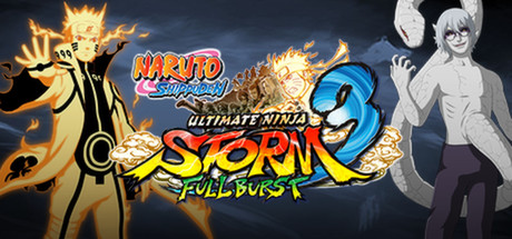 NARUTO SHIPPUDEN: Ultimate Ninja STORM 3 Full Burst HD Cover Image
