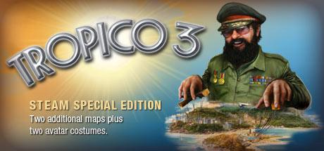Tropico 3 Cover Image