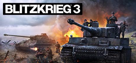 Blitzkrieg 3 Cover Image