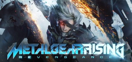 METAL GEAR RISING: REVENGEANCE Cover Image