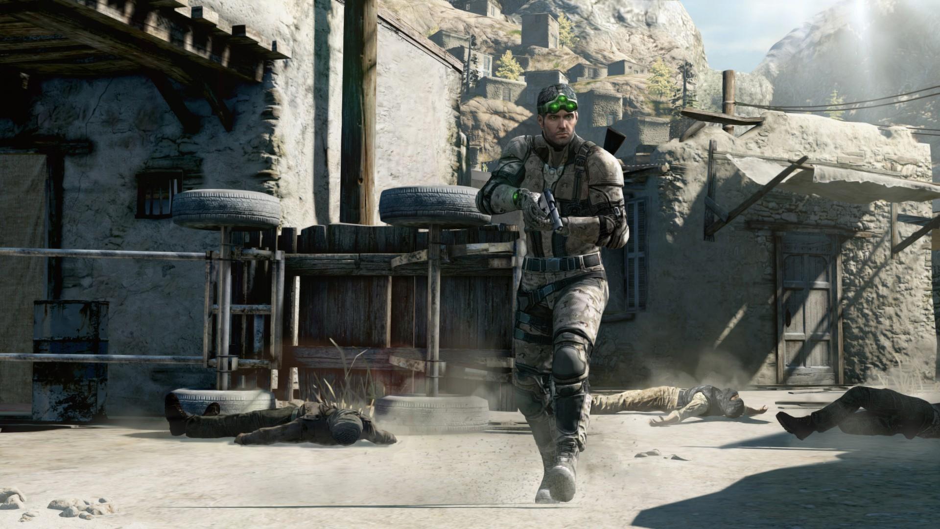 Tom Clancy's Splinter Cell Blacklist en Steam