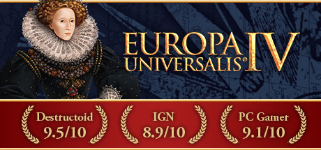 Europa Universalis IV Cover Image