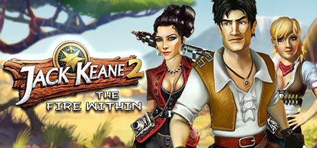 Jack Keane 2 - The Fire Within Cover Image