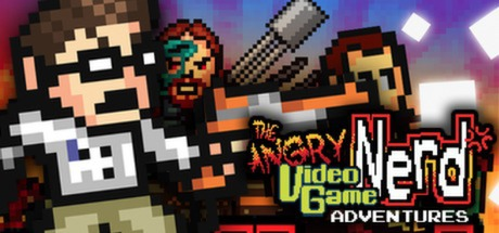 Angry Video Game Nerd Adventures Cover Image