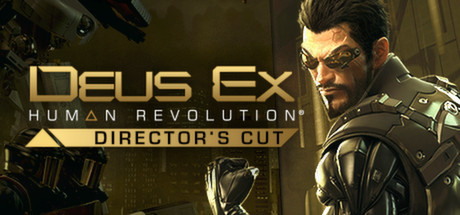 Deus Ex: Human Revolution - Director's Cut Cover Image