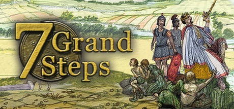 7 Grand Steps: What Ancients Begat Cover Image
