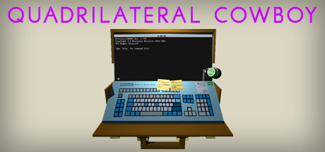Quadrilateral Cowboy Cover Image