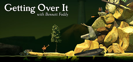 Getting Over It with Bennett Foddy Cover Image