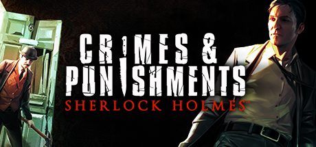 Sherlock Holmes: Crimes and Punishments Cover Image