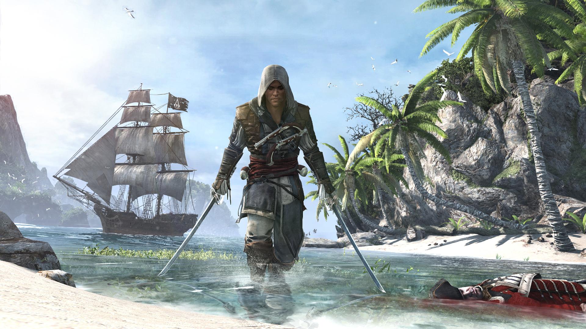 Save 67% on Assassin's Creed® IV Black Flag™ on Steam
