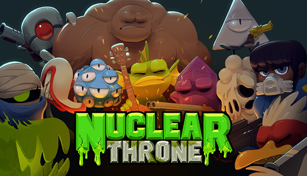 Nuclear Throne on Steam
