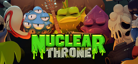 Nuclear Throne Cover Image
