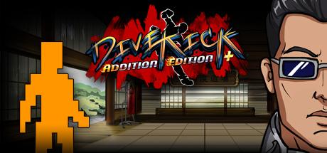 Divekick Cover Image