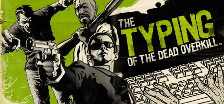 The Typing of The Dead: Overkill Cover Image