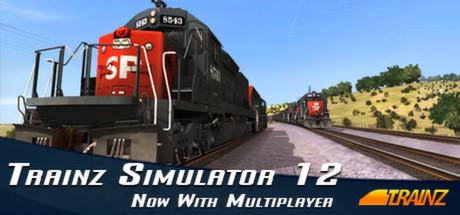 Trainz™ Simulator 12 Cover Image