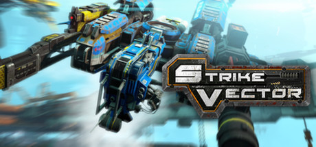 Strike Vector Cover Image