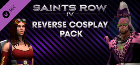 Saints Row IV - Reverse Cosplay Pack on Steam