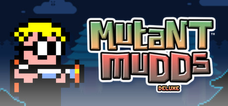 Mutant Mudds Deluxe Cover Image