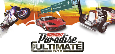 Burnout Paradise: The Ultimate Box Cover Image