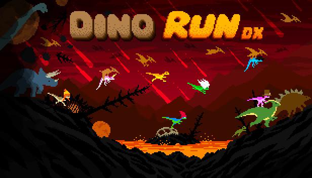 Dino Run Dx On Steam