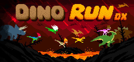 Dino Run DX Cover Image