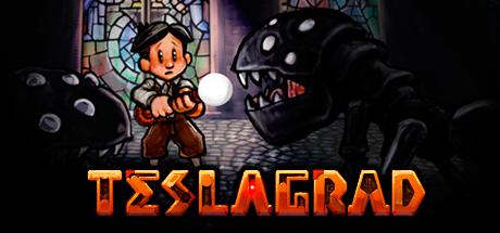 Teslagrad Cover Image