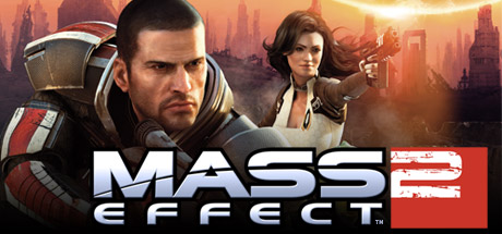 Mass Effect 2 (2010) Cover Image