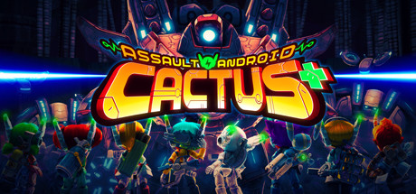 Assault Android Cactus+ Cover Image