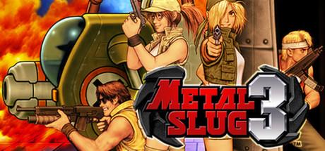 METAL SLUG 3 Cover Image