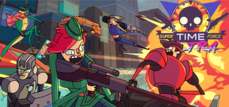 Super Time Force Ultra Cover Image