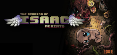 The Binding of Isaac: Rebirth Cover Image