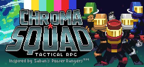Chroma Squad Cover Image