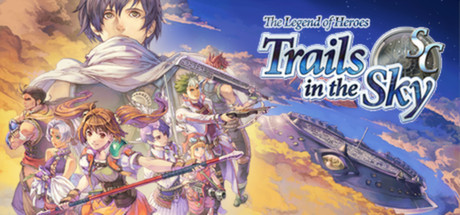 The Legend of Heroes: Trails in the Sky SC Cover Image