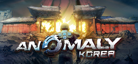 Anomaly Korea Cover Image
