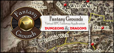 Fantasy Grounds Classic Cover Image