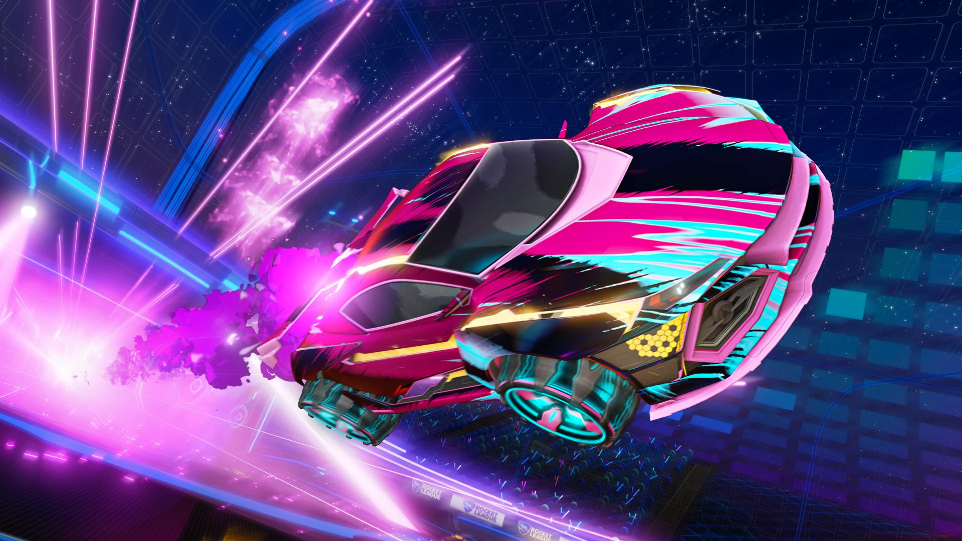 Rocket League Pass 6 Free Download