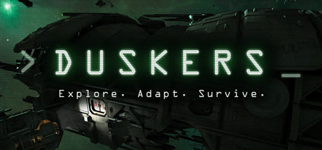 Duskers Cover Image
