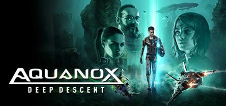 Aquanox Deep Descent Cover Image