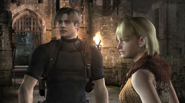 Download Resident Evil 4 Ultimate HD Edition Torrent PC