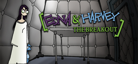 Edna & Harvey: The Breakout Cover Image