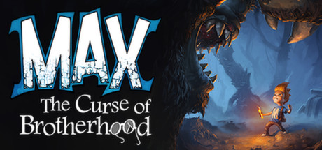 Max: The Curse of Brotherhood Cover Image
